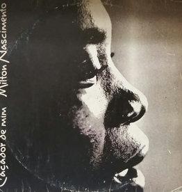 Used Vinyl Milton Nascimento- Cacador De Min (Brazilian Press)