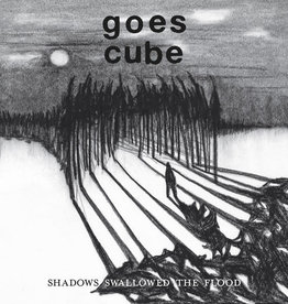 Used Vinyl Goes Cube- Shadows Swallowed The Flood (Clear w/Splatter)