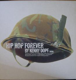Used Vinyl Kenny Dope- Hip Hop Forever (UK)(4xLP)