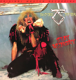 Used Vinyl Twisted Sister- Stay Hungry (MoFi)(180g)(Numbered)