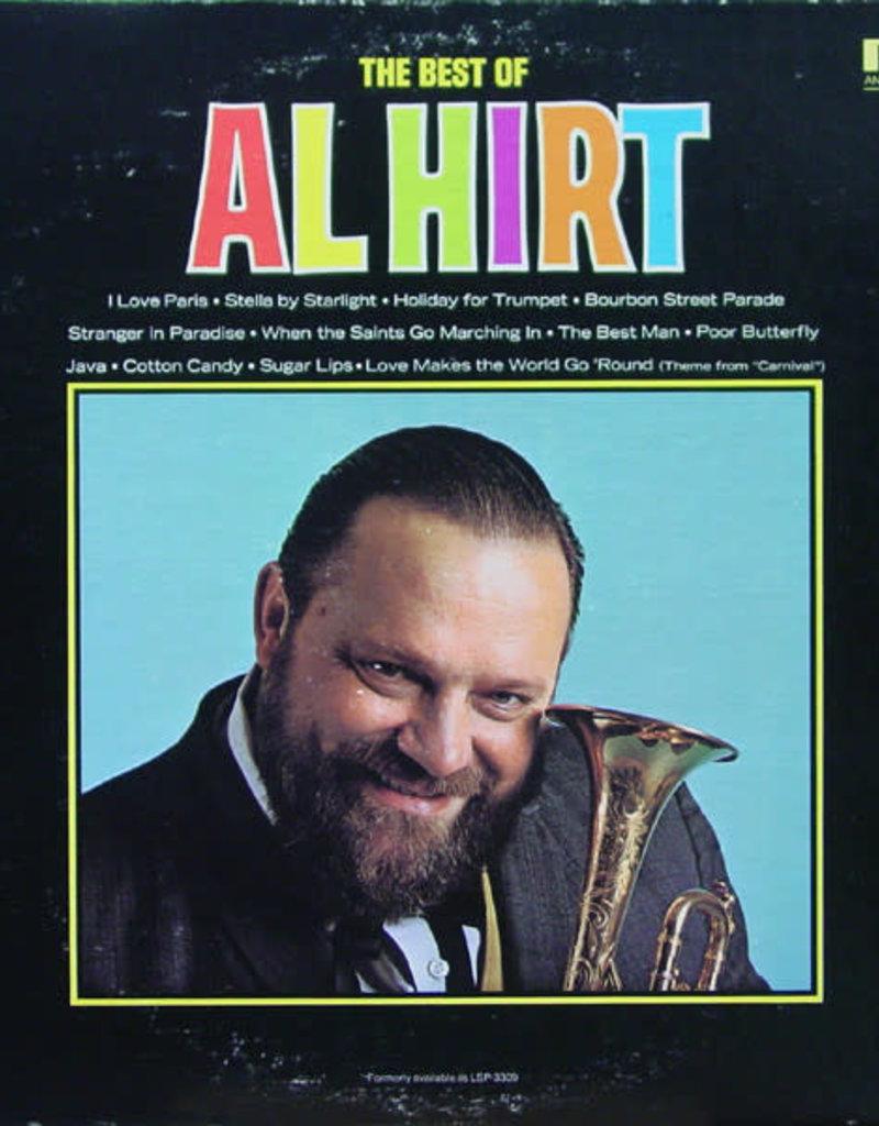 Used Vinyl Al Hirt- The Best Of