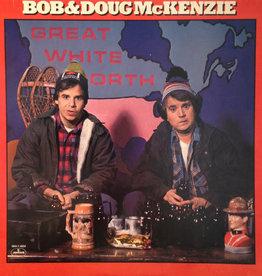 Used Vinyl Bob & Doug McKenzie- Great White North