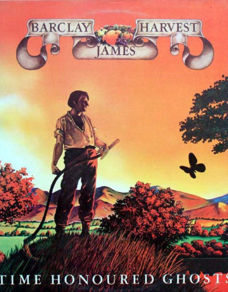 Used Vinyl Barclay James Harvest- Time Honored Ghosts (German Pressing)
