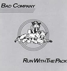 Used CD Bad Company- Run With The Pack