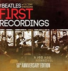Used CD The Beatles- First Recodings With Tony Sheridan