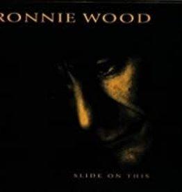 Used CD Ronnie Wood- Slide On This