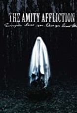 Used CD Amity Affliction- Everyone Loves You... Once You Leave Them