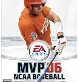 PS2 MVP NCAA Baseball 2006