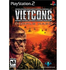 PS2 Vietcong Purple Haze