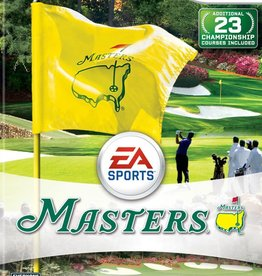 Wii Tiger Woods PGA Tour 12: The Masters