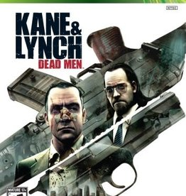 XBox 360 Kane and Lynch Dead Men