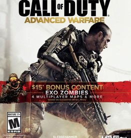 XBox One Call Of Duty: Advanced Warfighter Gold Edition