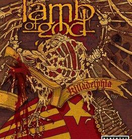 Used DVD Lamb Of God- Killadelphia