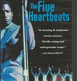 Used DVD The Five Heartbeats