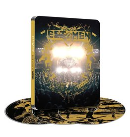 Used DVD Testament- Dark Roots Of Thrash (Steelbook)(DVD+2xCD)