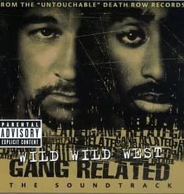 Used CD Gang Related Soundtrack