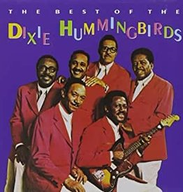 Used CD Dixie Hummingbirds- The Best Of The Dixie Hummingbirds