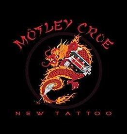 Used CD Motley Crue- New Tattoo