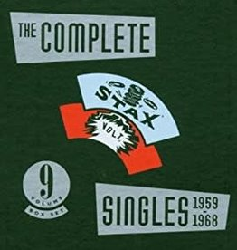 Used CD Various- The Complete Stax/Volt Singles Volume 9 1959-1968