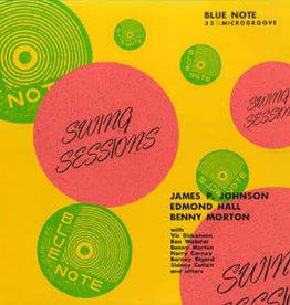 Used Vinyl James Johnson/Edmond Hall/Benny Morton- Swing Sessions On Blue Note (1983 Japanese Compilation)(Mono)
