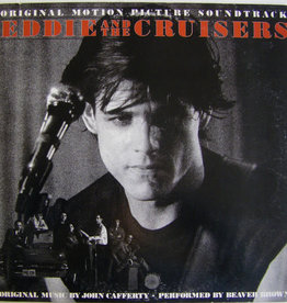 Used Vinyl Eddie And The Cruisers Soundtrack