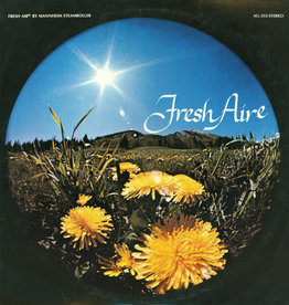 Used Vinyl Mannheim Steamroller- Fresh Aire