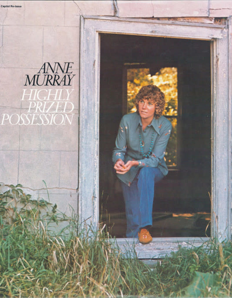 Used Vinyl Anne Murray- Highly Prized Possession