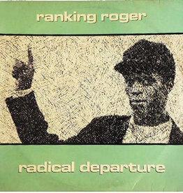 Used Vinyl Ranking Roger- Radical Departure