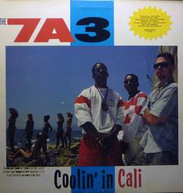 Used Vinyl The 7A3- Coolin' In Cali