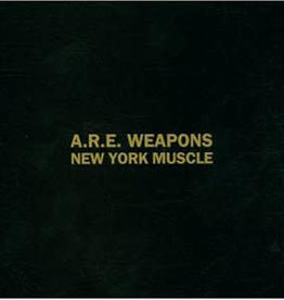 "Used Vinyl A.R.E. Weapons- New York Muscle (UK)(12"")"