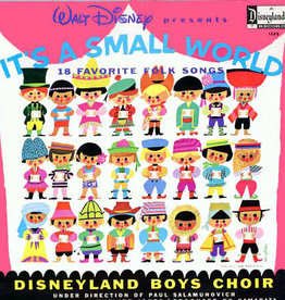 Used Vinyl Disneyland Boys Choir- It's A Small World (Sealed)