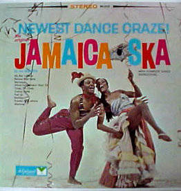 Used Vinyl The Ska-Men- Newest Dance Craze: Original Jamaica Ska