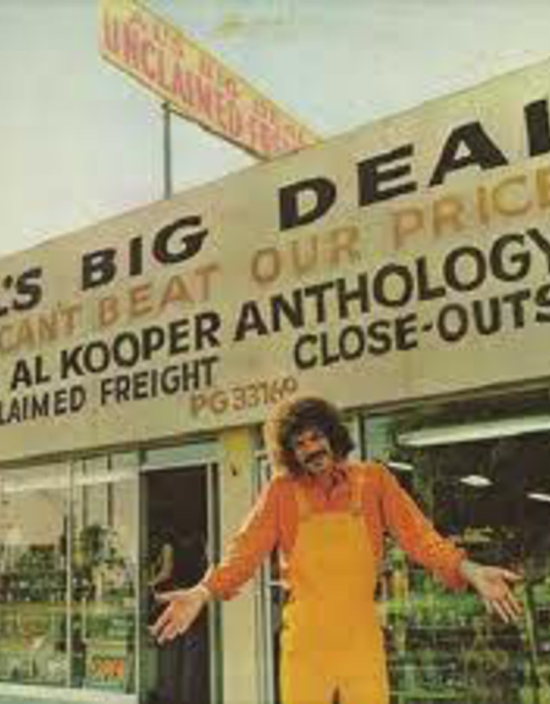 Used Vinyl Al Kooper- Al's Big Deal/ Unclaimed Freight