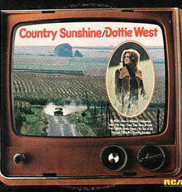 Used Vinyl Dottie West- Country Sunshine