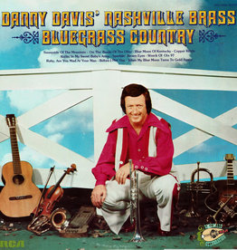 Used Vinyl Danny Davis' Nashville Brass- Bluegrass Country