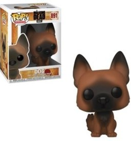 Collectibles Funko Pop Dog (The Walking Dead)
