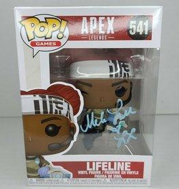 Collectibles Funko Pop Lifeline (Apex Legends **Autographed**)