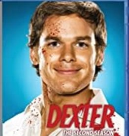 Used BluRay Dexter The Second Season