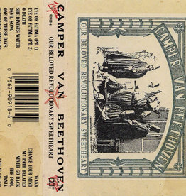 Used Cassettes Camper Van Beethoven- Our Beloved Revolutionary Sweetheart