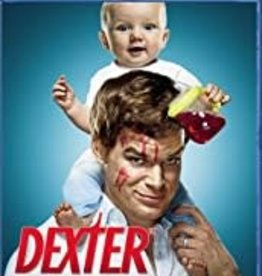 Used BluRay Dexter The Fourth Season