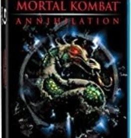 Used BluRay Mortal Kombat Annihilation