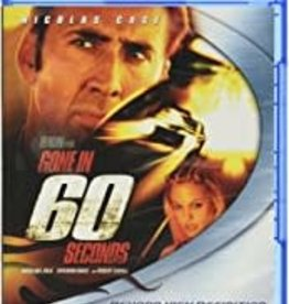 Used BluRay Gone In 60 Seconds