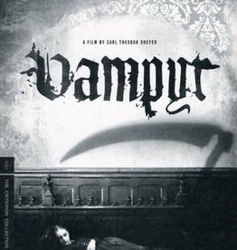 Used DVD Vampyr (Criterion)