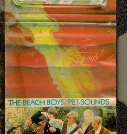 Used Cassettes Beach Boys- Pet Sounds/ Carl And The Passions So Tough