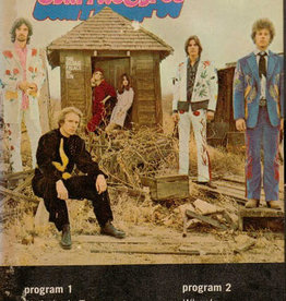 Used Cassettes Flying Burrito Brothers- Gilded Palace Of Sin