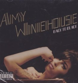 Used CD Amy Winehouse- Back To Black (CD/DVD DLX)