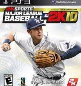 PS3 Major League Baseball 2K10