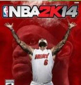 XBox 360 NBA 2K14