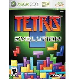 XBox 360 Tetris Evolution
