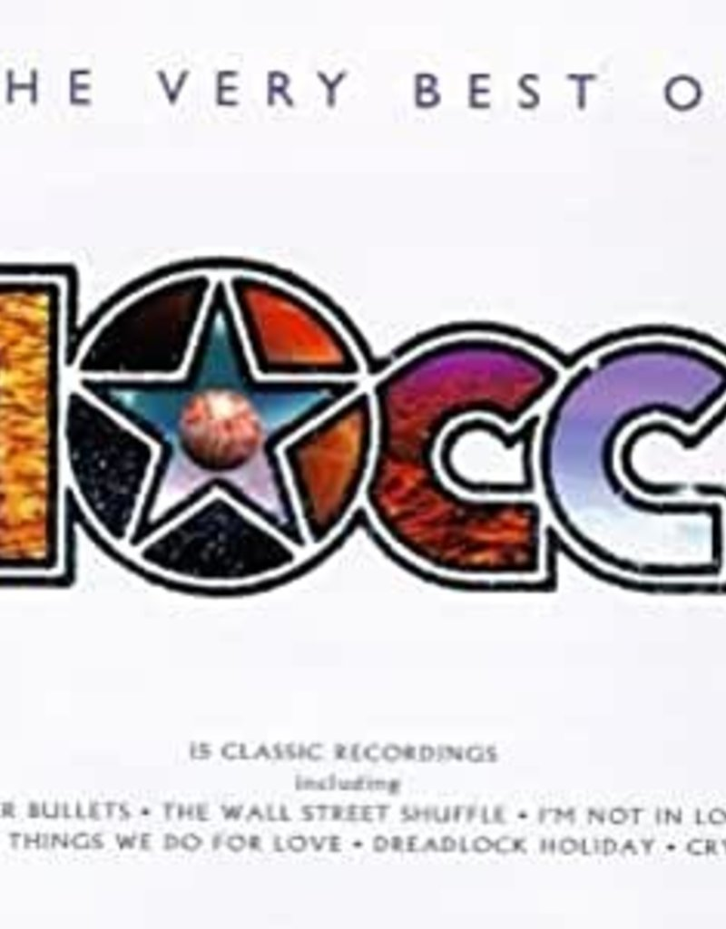 Used CD 10cc- Very Best Of 10cc